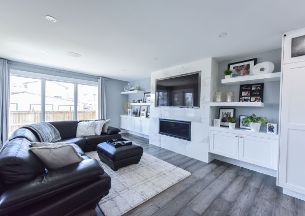 Canmore Full Home Renovations